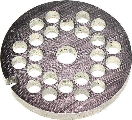 Bosch 00028143 - Disco perforado (6 mm) Para MFW1, MUM4, MUM5, MUZ4, MUZ5. Robot de cocina, picadora de carne.: Amazon.es: Hogar