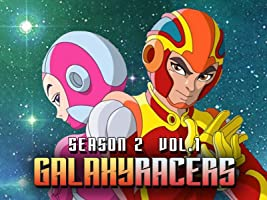 Galaxy Racers: Season  2, Vol. 1
