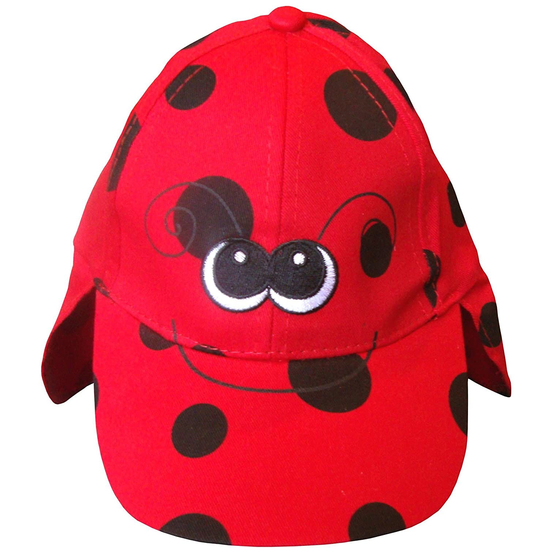 Baby Boys & Girls Animal Characters Summer Legionnaire Sun Hat