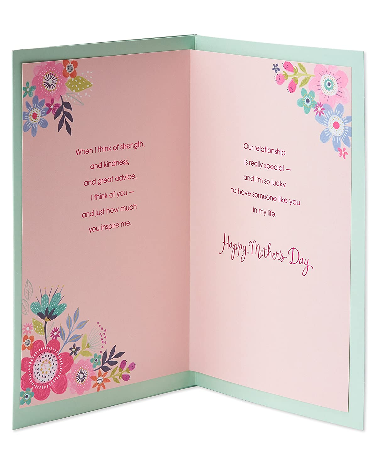 American Greetings Puppies Mothers Day Card with Ribbon
