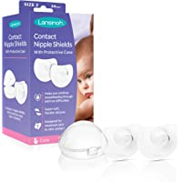 Lansinoh Contact Nipple Shields, 2 Count