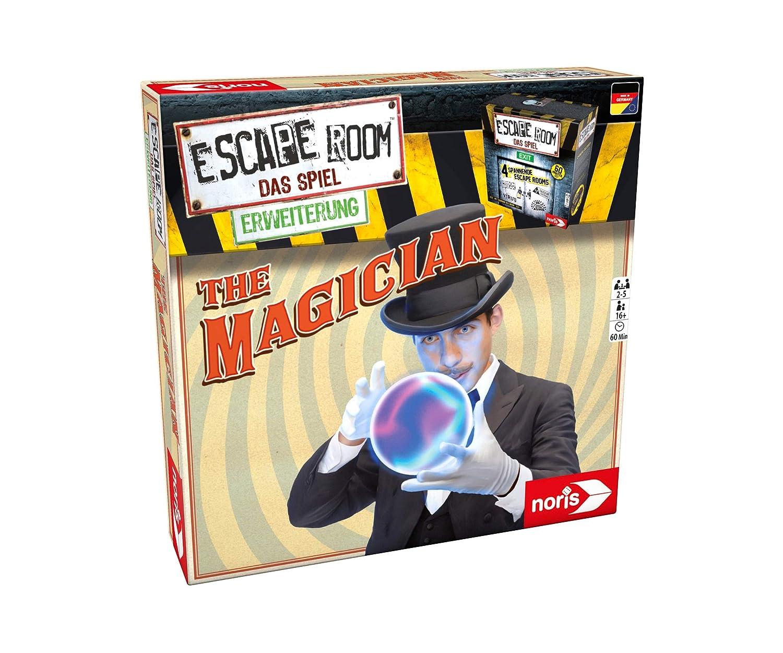 Noris Escape Room Magician Deducción Niños y Adultos - Juego de ...