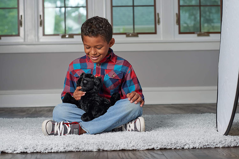 Kids Gifts Black Wild Republic Wolf Plush 12 Plush Toy Stuffed Animal