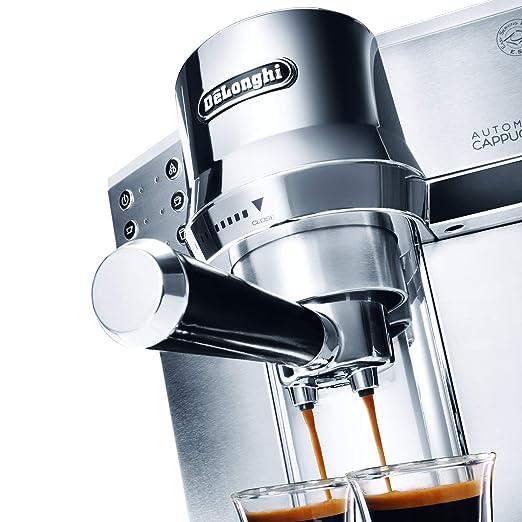 DeLonghi EC 850.M - Cafetera de filtro, 1450 W, 1 L, acero ...