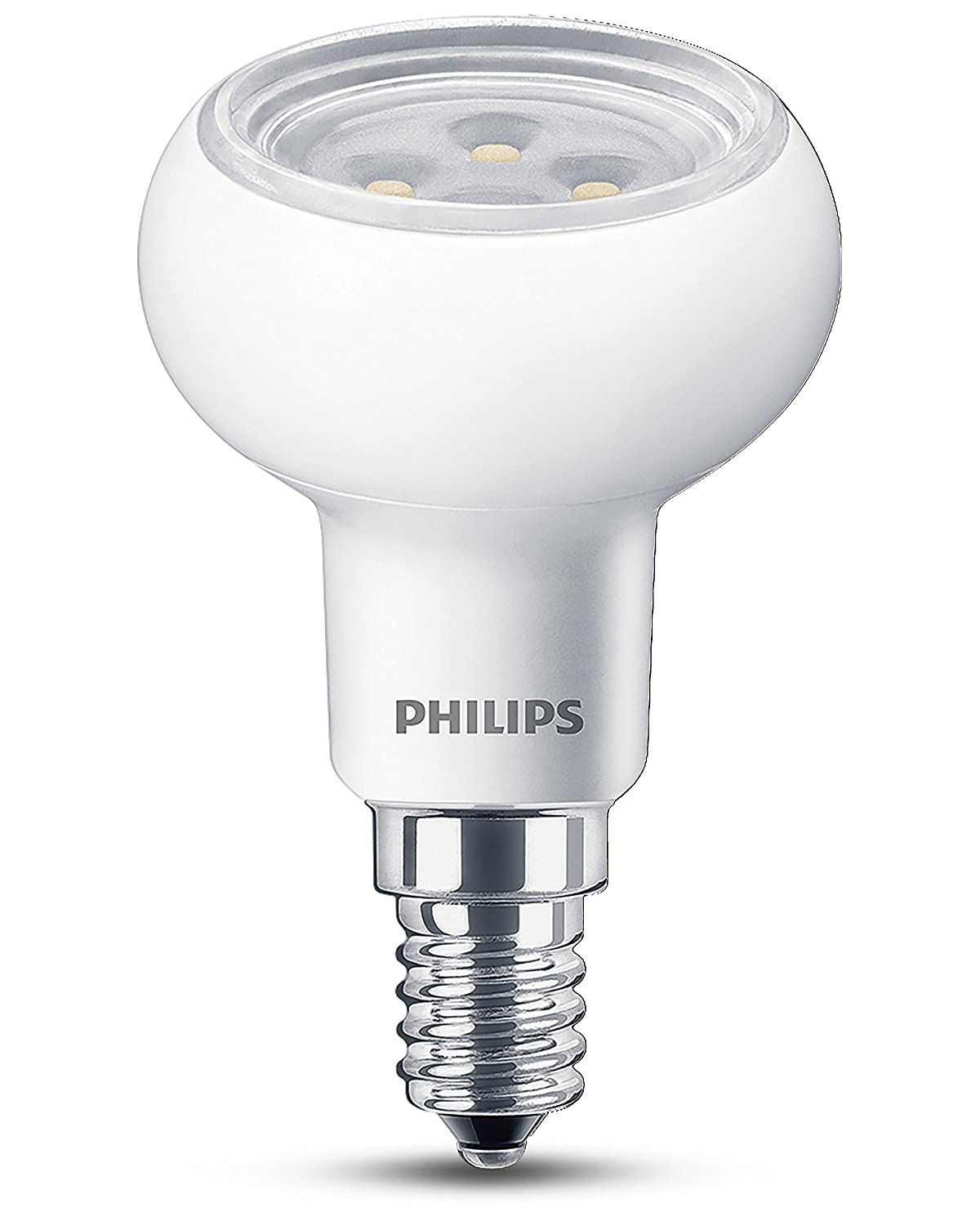 Philips E14 Small Edison Screw LED Reflector Dimmable Light Bulb ...