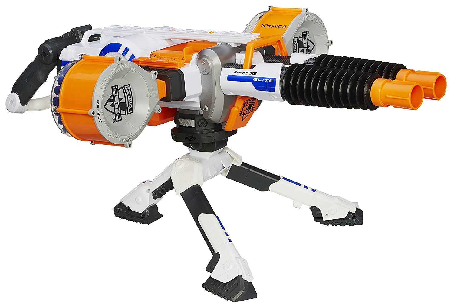 Hasbro 34276EU5 Nerf - N-Strike Elite Rhino-fire: Amazon.co.uk: Toys & Games