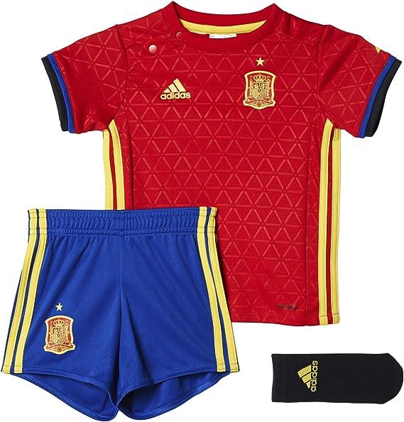 adidas Mini Kit Federación Española de Futbol Conjunto, Unisex ...