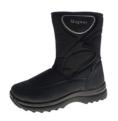 Stiefel Magnus Winter Gefüttert Herren Warm Schuhe Kat Tex PXiuTOwkZl