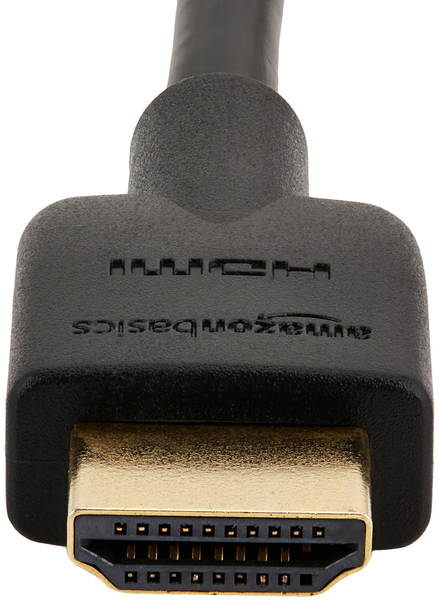 AmazonBasics High-Speed HDMI Cable - 6 Feet