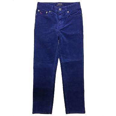 79a7919e Amazon.com: RALPH LAUREN Slim Fit Corduroy Pants: Clothing