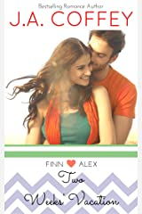 Two Weeks' Vacation: A Sweet, New Adult Romance (Love by the Numbers Book 2) Kindle Edition