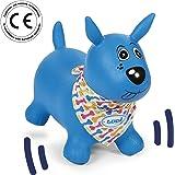 Ludi - Mon Chien Sauteur - Bleu (Ref: 2776)