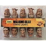 The Walking Dead Zombie Table Lamp Amazon Com