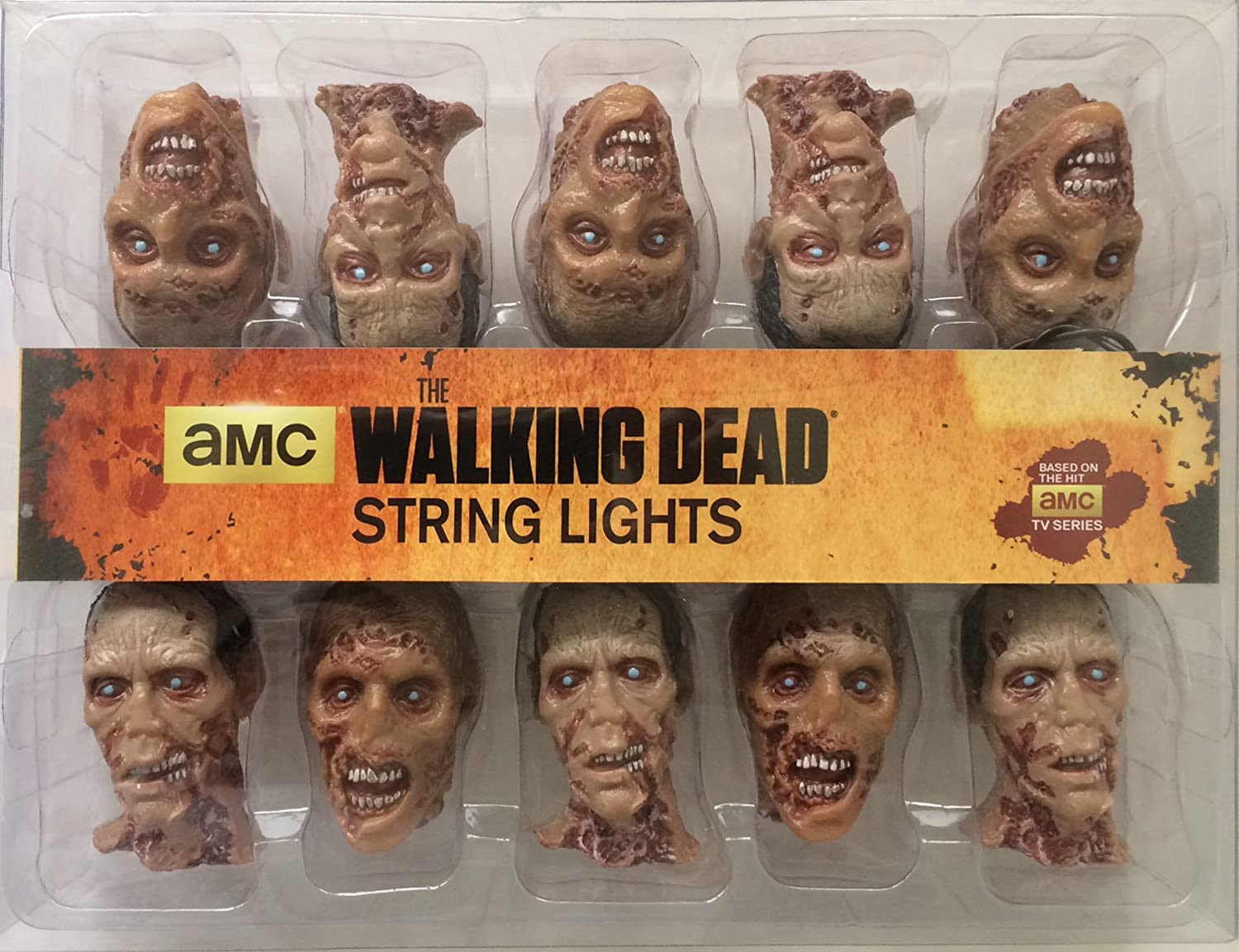 The Walking Dead String Lights