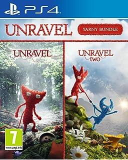 Unravel: Yarny Bundle PS4 - PlayStation 4 [Importación inglesa]: Amazon.es: Videojuegos