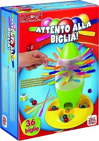 TOYS center ATTENTO alla BIGLIA: Amazon.it: Giochi e giocattoli