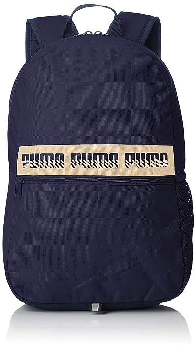 Puma Phase Backpack II Peacoat Laptop Backpacks