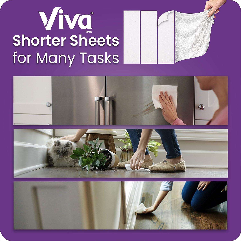 Viva Signature Choose-A-Sheet Paper Towels Set