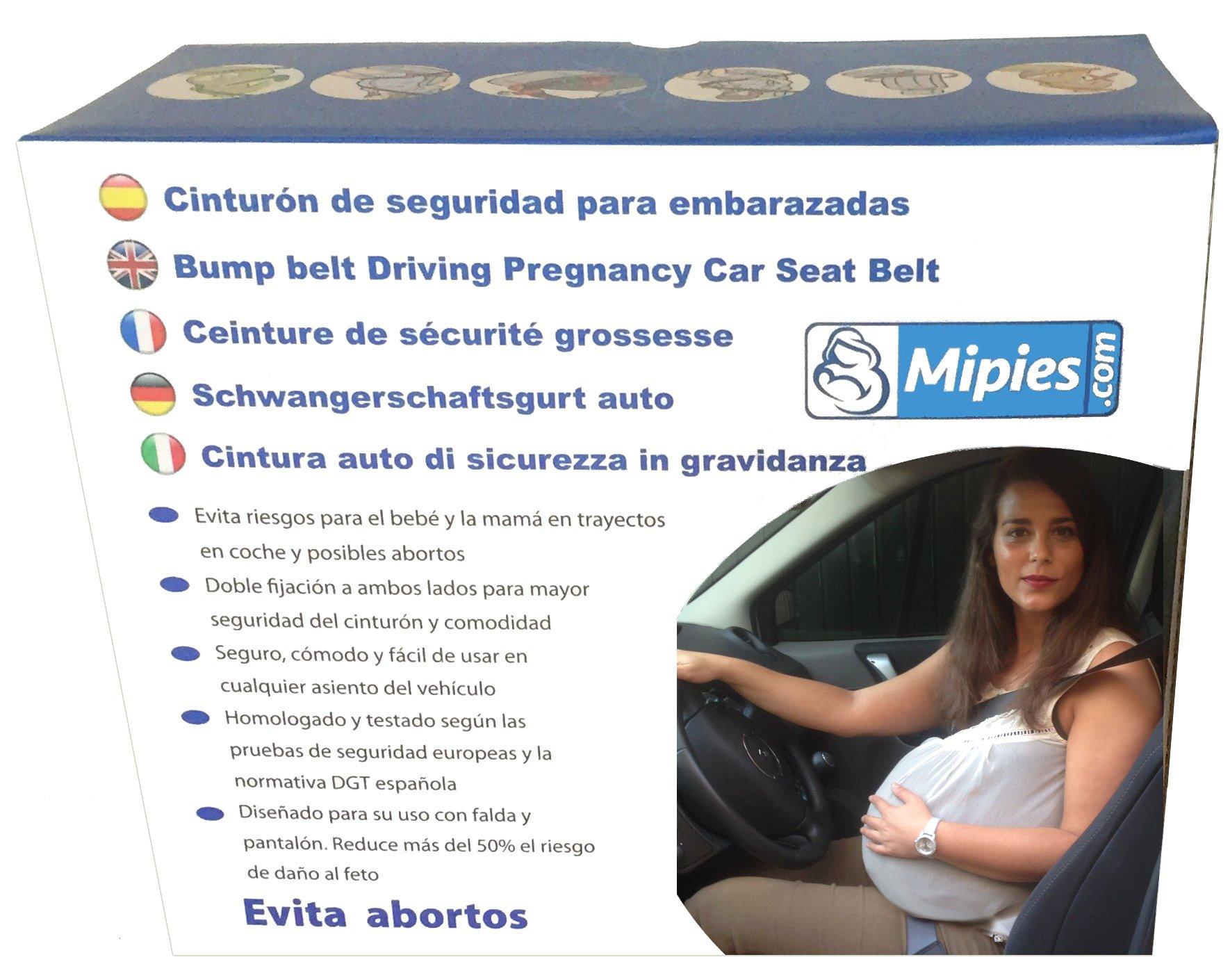 Cinturón para Embarazada de Seguridad en el Coche que protege al Bebé y la Mamá product