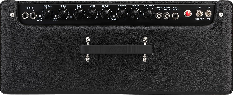 Amazon.com: Fender Hot Rod Deluxe III 40-Watt 1x12-Inch Guitar ...