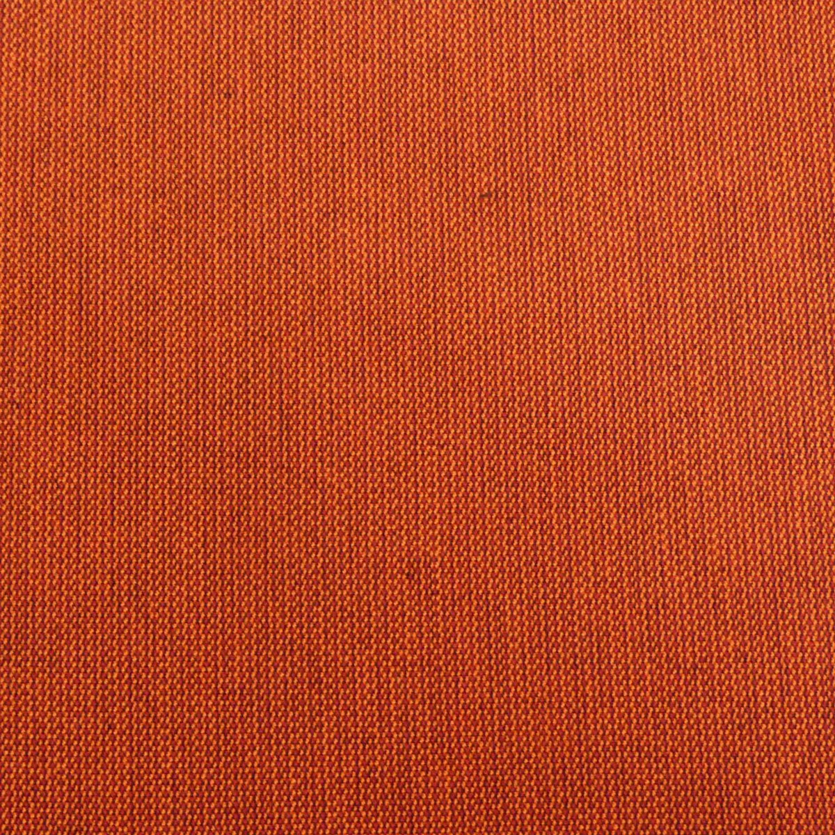 Schöner-Leben Outdoor Fabric Canopy Fabric Garden Furniture Material Textured Terracotta Orange