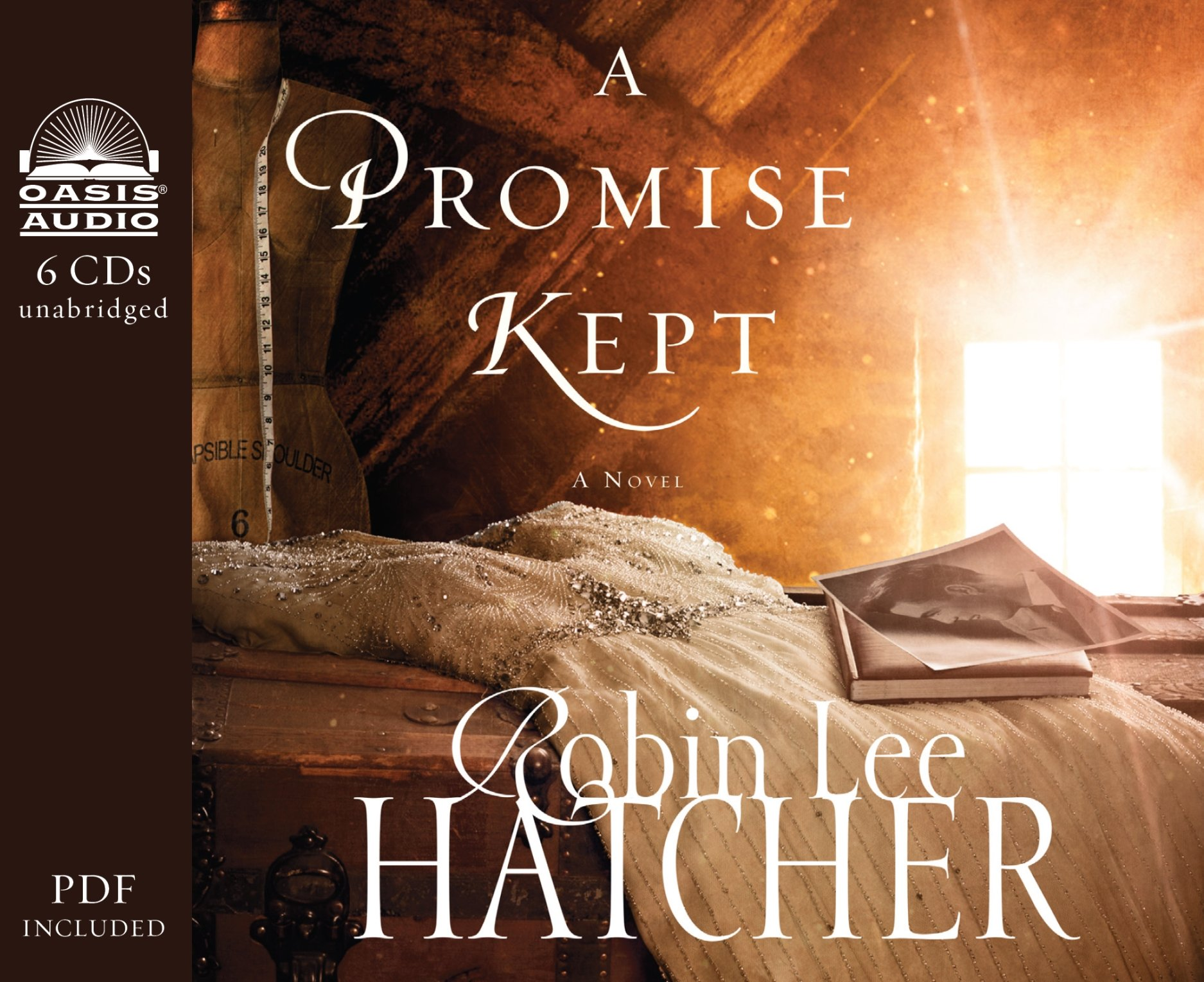 A Promise Kept: Robin Lee Hatcher, Ashley Laurence: 9781613755631:  Amazon.com: Books