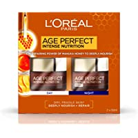 L'Oréal Paris Age Perfect Intense Nutrition Day and Night Cream Gift Set