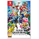 Super Smash Bros - Ultimate (Nintendo Switch) (EU Version)