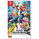 Super Smash Bros - Ultimate (Nintendo Switch) - Import anglais, jouable en français