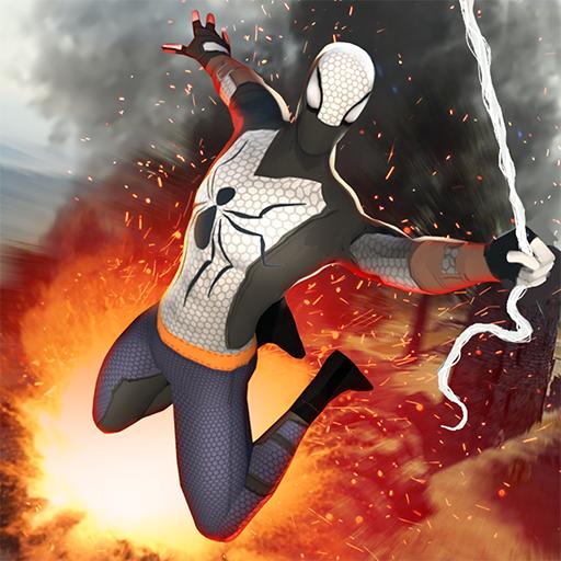Spider Hero: Battle Royale
