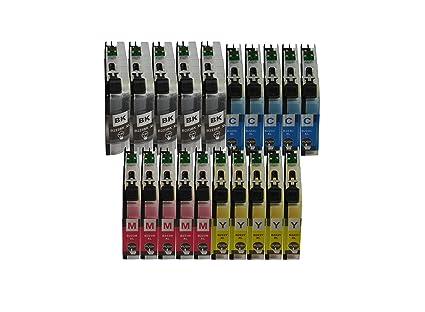 Cartuchos de tinta con chip de 3color® para Brother DCP-J562DW DCP ...