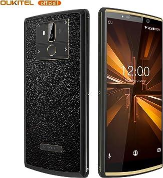 OUKITEL K7 Pro Smartphone ohne Vertrag,10000mAh Grande Batterie ...