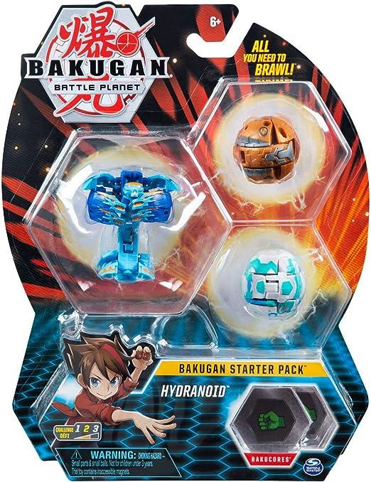 BAKUGAN Starter Pack - Pack Hydranoid: Amazon.es: Juguetes y juegos