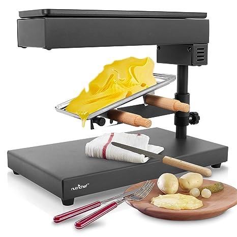 Amazon.com: NutriChef – Calentador eléctrico para queso de ...