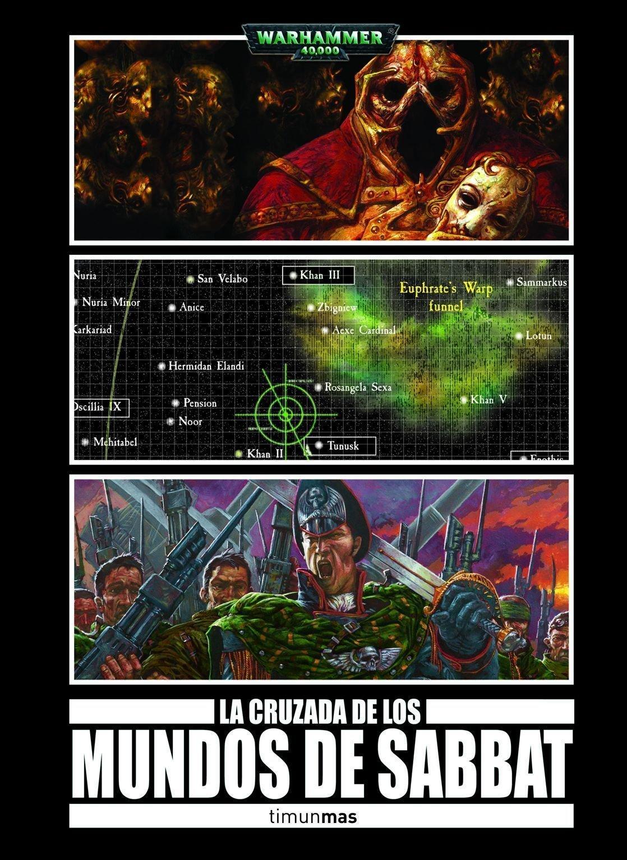 La cruzada de los Mundos de Sabbat (NO Warhammer 40000)