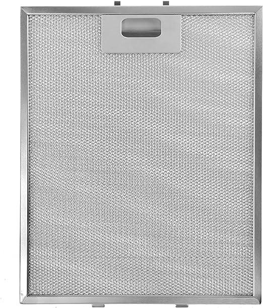 Spares2go filtro de grasa de malla de aluminio para WP Generación ...