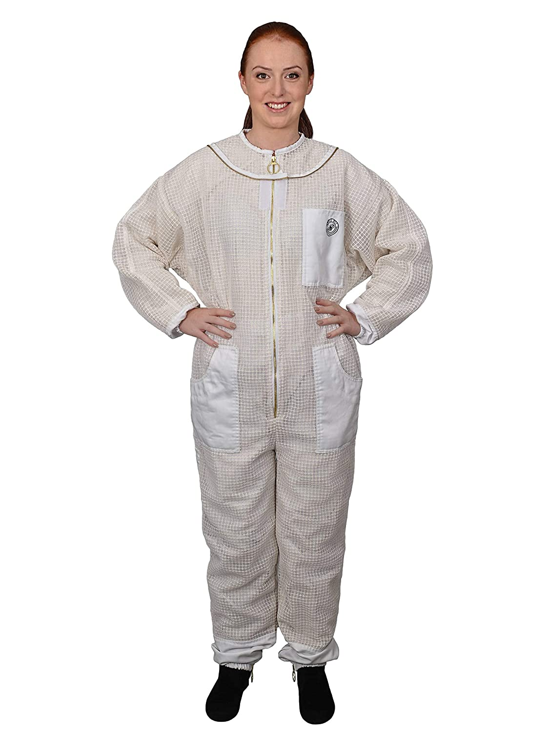 Humble Bee 420 Aero Beekeeping Suit with Round Veil