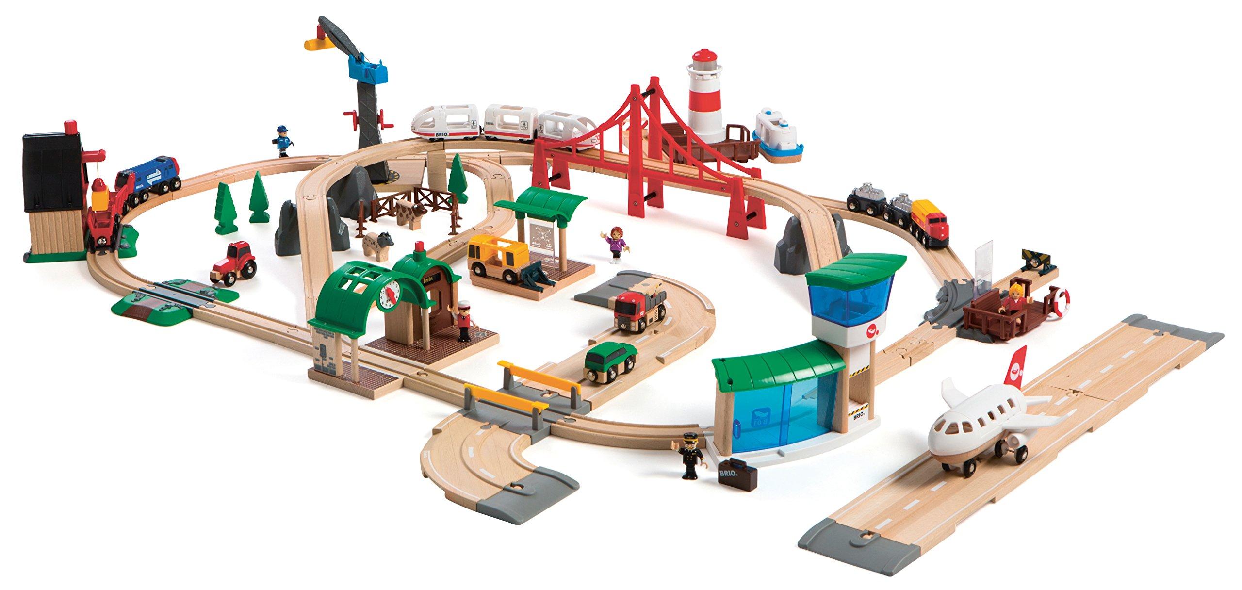 BRIO Railway World Deluxe Set by Brio (Image #7)
