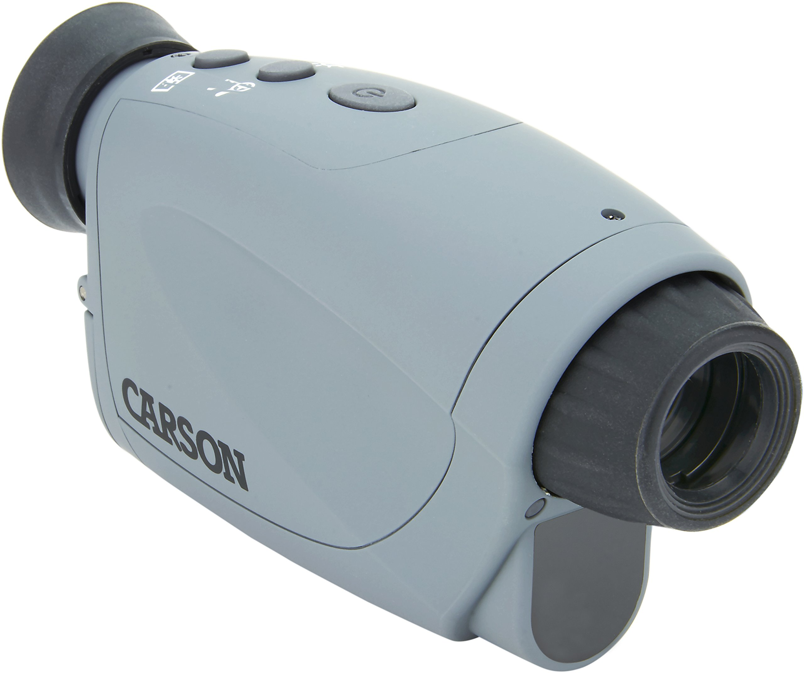 Carson Aura Digital Night Vision Monocular with Infrared Illuminator (NV-150) by Carson