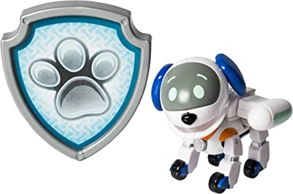 Paw Patrol Action Pack Pup Badge Amazon Ca Toys Games