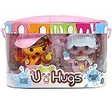 Giochi Preziosi U-Hugs UHU16600 - Bambola Snowgirl e Fruiter
