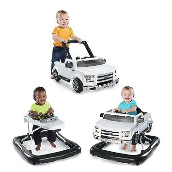 Amazon.com: Bright Starts - Andador de 3 maneras de jugar: Baby