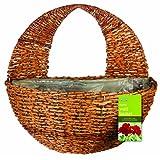 Gardman 12-inch Rustic Wall Basket