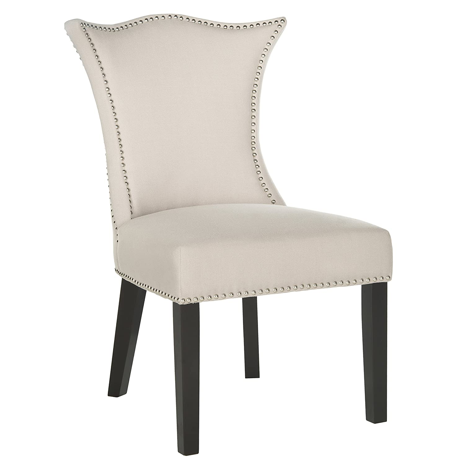 Amazon Safavieh Mercer Collection Ciara Side Chair Taupe