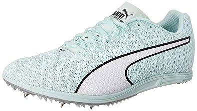 Puma Women s Evospeed Distance 8 Wn Fair Aqua White Running Shoes-3  (4060978918628) 8014c3123
