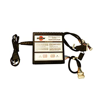 Amazon.com: Cargador de batería de litio Shorai SHO ...