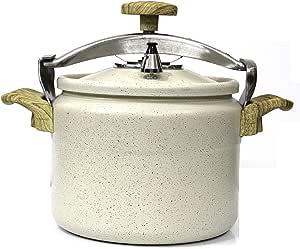 3-liter granite muffler with pressure