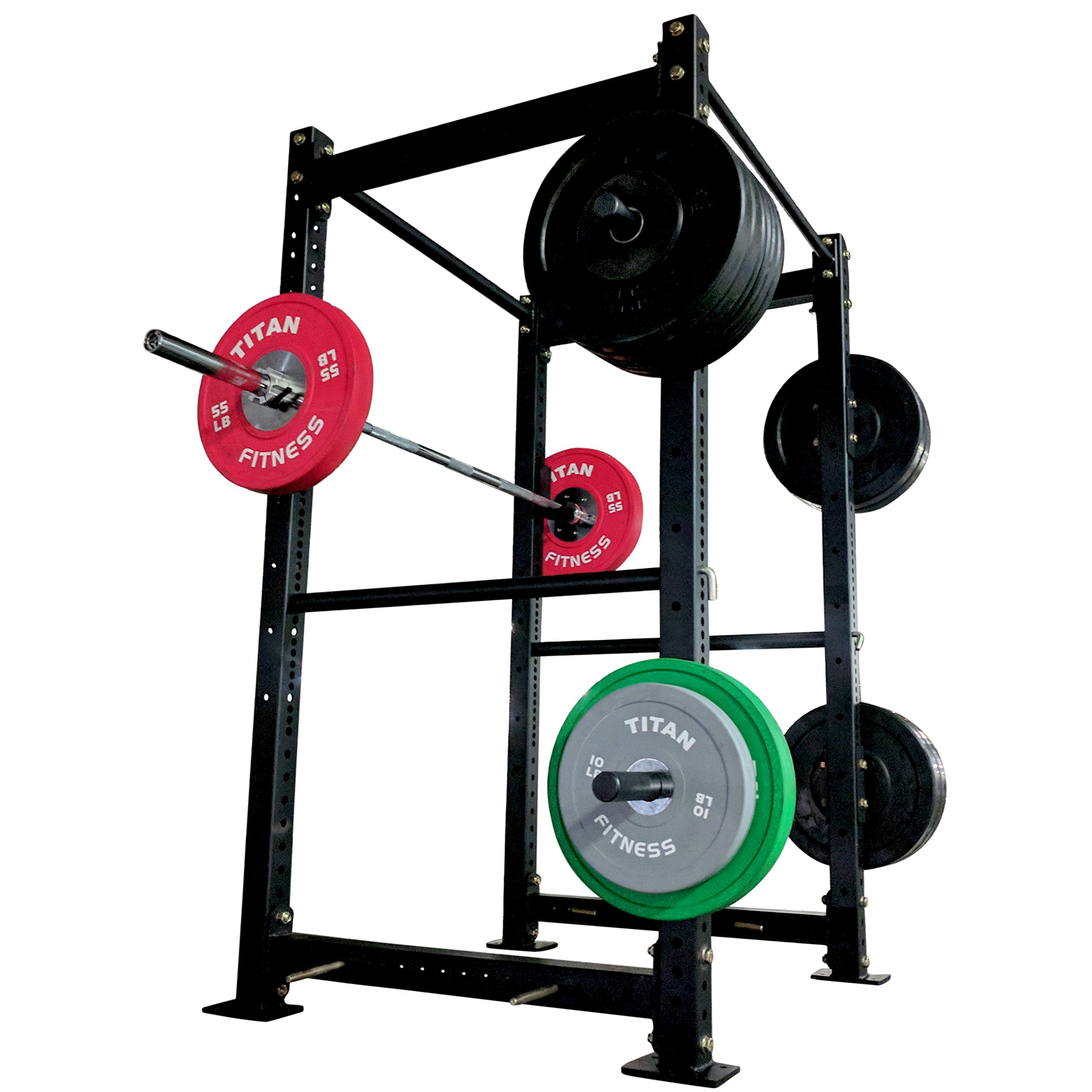 X-3 Short Power Rack - 36'' Depth by Titan Fitness (Image #7)