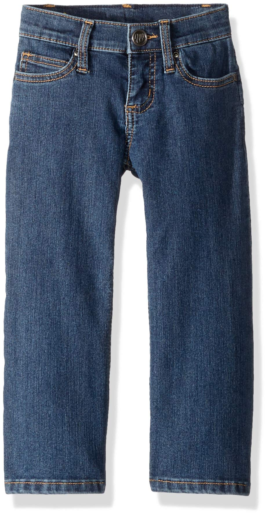 Wrangler Girls' Western Boot Cut Jean, Medium