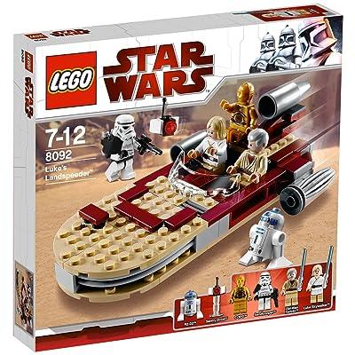 LEGO Star Wars Lukes Landspeeder (8092): Toys & Games [5Bkhe0803735]